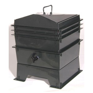 Worm Composter - 3 tray system