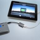 Gorilla Pad - Adapter for iPad